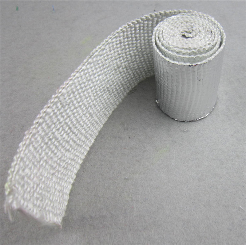Texturized Fiberglass Tape Coated Aluminium
