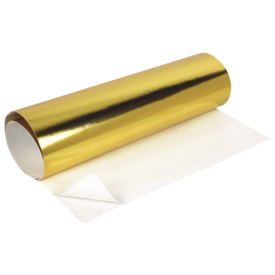 Gold Adhesive Thermal Barrier
