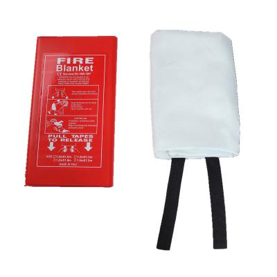 Fire blanket roll